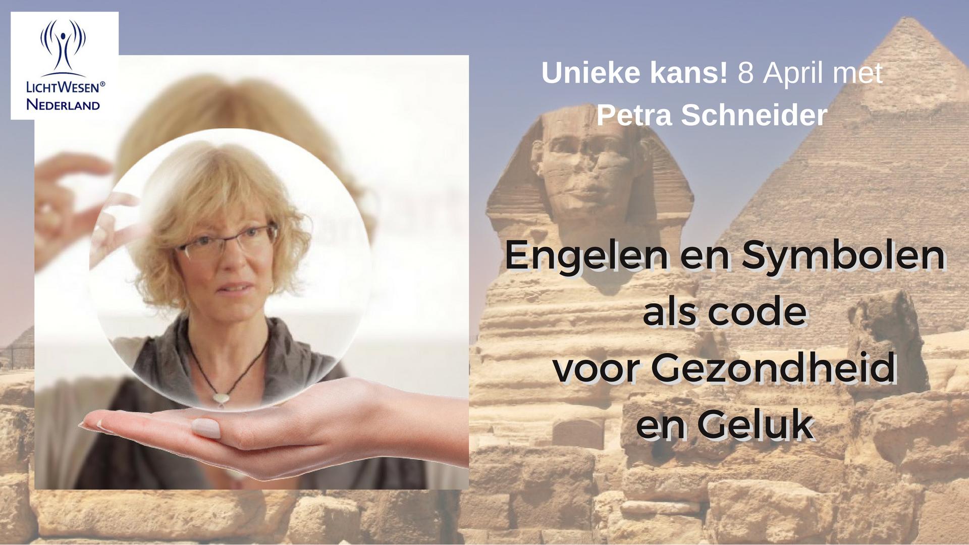 Engelen en Symbolen door Petra Schneider